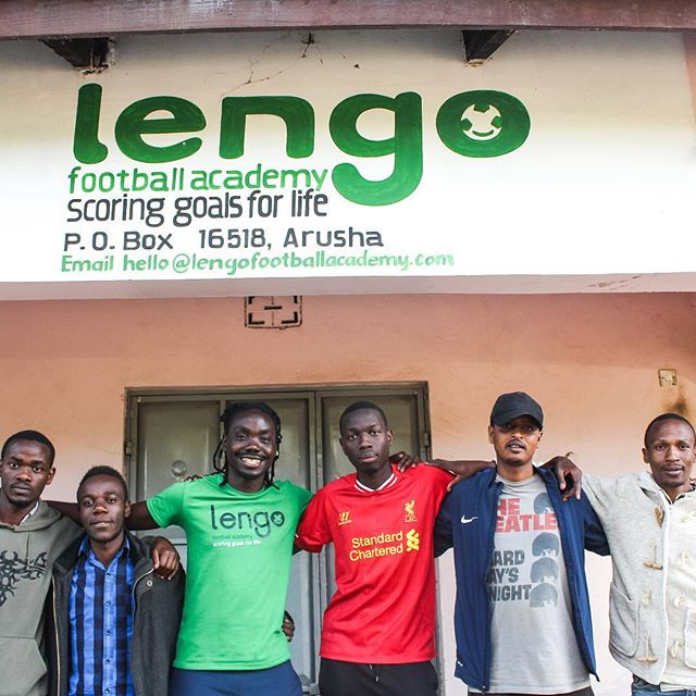 Welcome to our new office in Ngaramtoni, Arusha. Located on Mringa Secondary School Road, we are in the heart of Ngaramtoni village and close to where our players train each night. This will be a place where parents can hear updates on how their youth are going at the academy and about the life programs we are running such as the kick starter and sponsorship programs. Thanks to the Lengo team on the ground in Arusha for bringing our new office to life. 😃⚽️ . . 📸 @tazamaafricasafaris