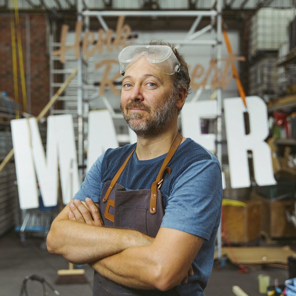 Maker - Henk Rijckaert