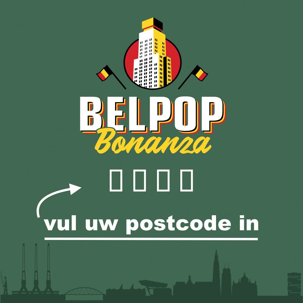 Belpop Bonanza op maat van uw STAD of streek - Jan Delvaux & DJ Bobby Ewing