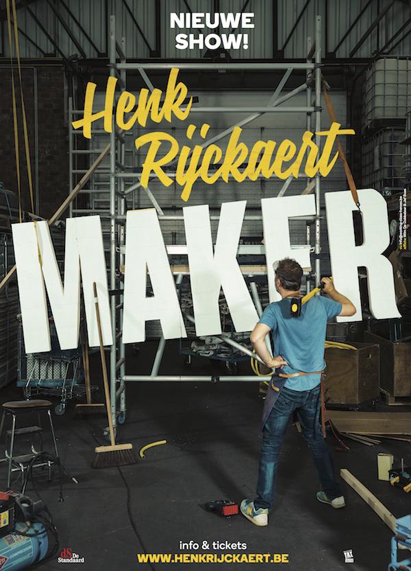affiche_henk_rijckaert_maker.png