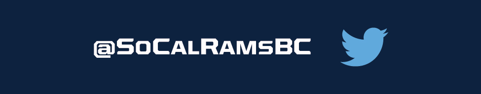 Click here to follow the So Cal Rams Booster Club on Twitter