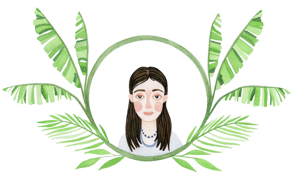 Maria Zapata portrait for Edible Seattle