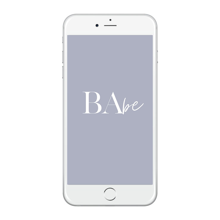 Babe Iphone Wallpaper