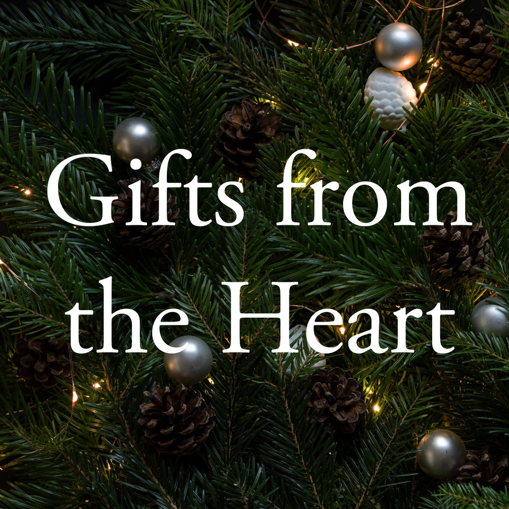 Focus on the true meaning of Christmas as you celebrate Christ's birth and find ways to give gifts that money cannot buy.