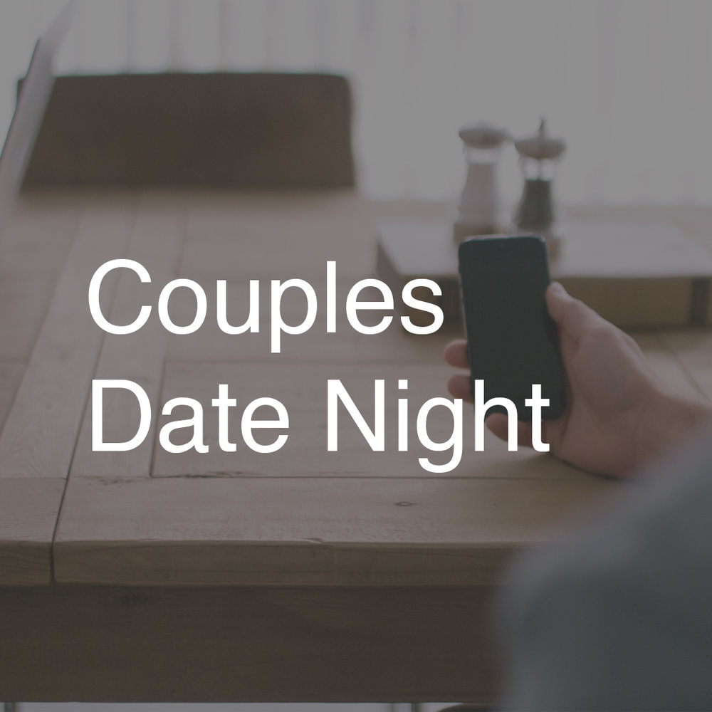 Best Use:  As a guide for discussion during an upcoming date night   Nutritional Value:  Commit to use technology in a God-honoring and spouse-honoring way.