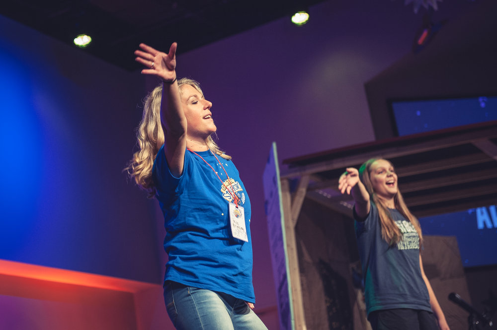 Kids Worship - Kids Worship happens every 2nd and 4th Sunday of the month. Kindergarten - 5th graders go to