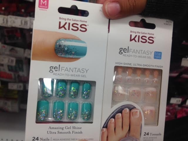 Kiss Fantasy Gel Ready to Wear Gel nails review — Pepper B.