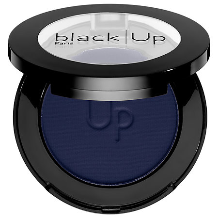 Black Up Eye Shadow in OAP 09M- Matte Purple (idk, man, but that looks blue to me lol)