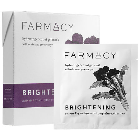 Farmacy   Hydrating Coconut Gel - Brightening (Purple Broccoli); $9-24