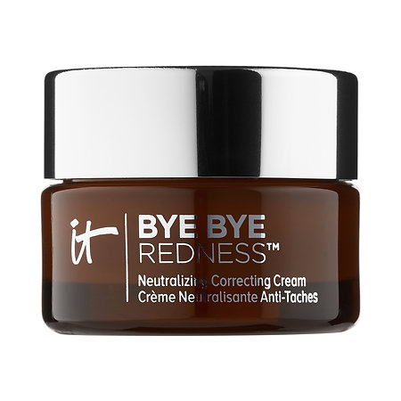 IT Cosmetics  Bye Bye Redness Neutralizing Correcting Cream; $32