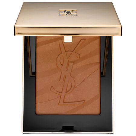 Yves Saint Laurent Les  Sahariennes Bronzing Stones Sun-Kissed Glow in Fire Opa; $55