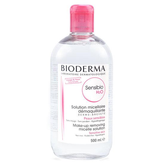 BIODERMA Sensibio H2O;   $14.90