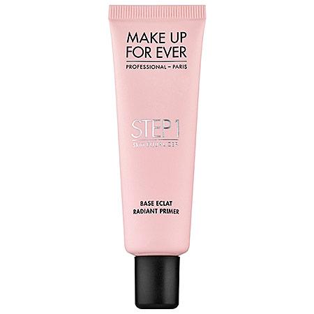 MAKE UP FOR EVER Step 1 Skin Equalizer Primer in Radiant Primer Pink;   $37