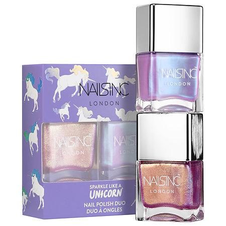NAILS INC.   Unicorn Nail Polish Duo;   $15