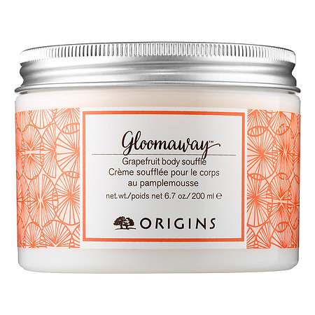 Origins   Gloomaway™ Grapefruit Soufflé;   $35