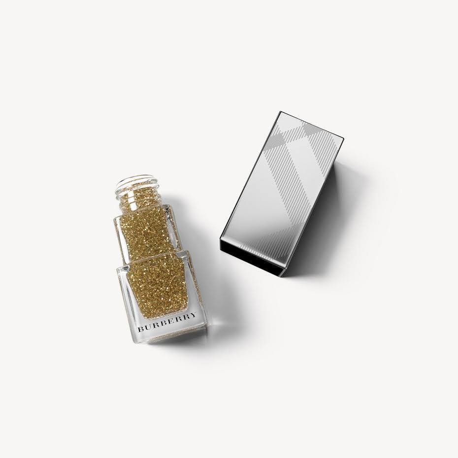Burberry   Gold Glitter No. 451;   $23
