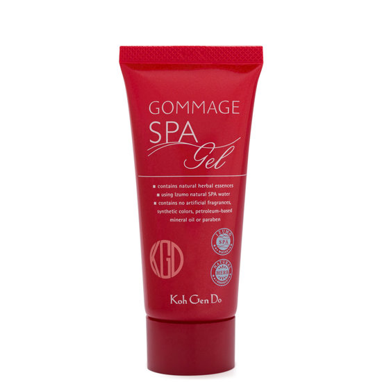 K     oh Gen Do   Gommage Gel;   $45