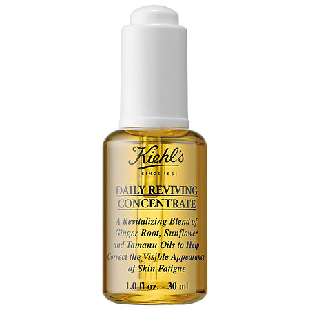 K     iehl's   Daily Reviving Concentrate;   $46