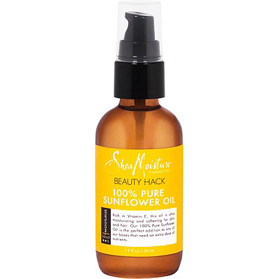 S     heaMoisture   Beauty Hack 100% Pure Sunflower Oil;       $9.99