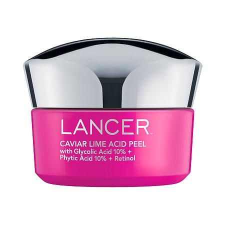 LANCER   Caviar Lime Acid Peel;   $90