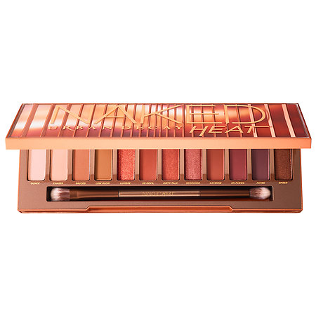 URBAN DECAY   Naked Heat Palette;   $54