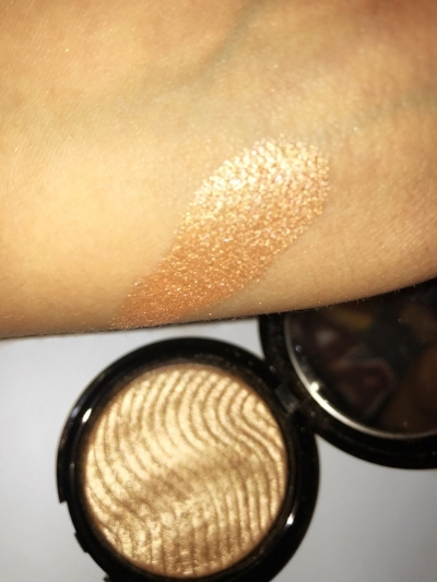 The golden shade is the most flattering and will work amazing on all skin tones especially medium to dark.