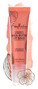 Shea Moisture Coconut & Hibiscus Lip Balm 4.99