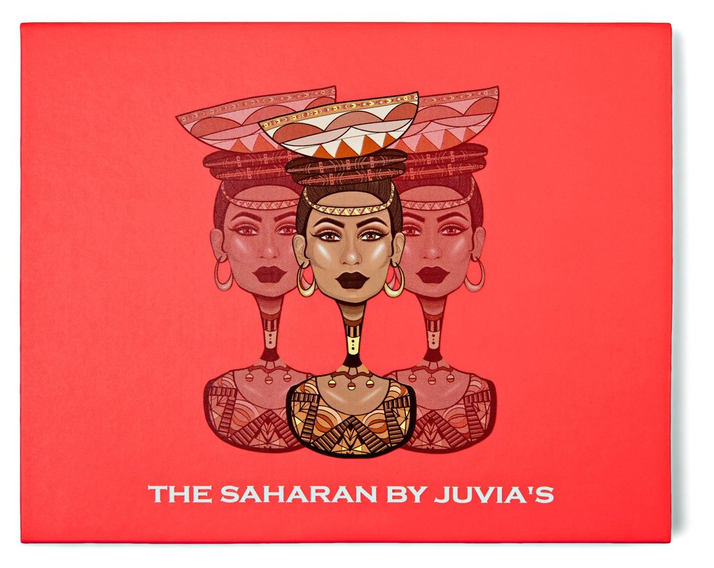 The Saharan Palette by Juvias Place 25.00   https://www.juviasplace.com/products/the-saharan-palette