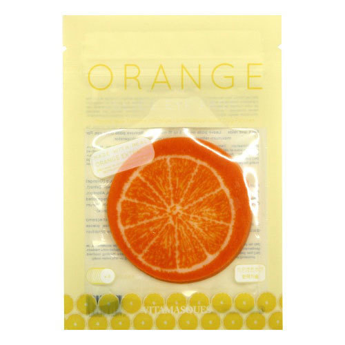 Vitamasques   Orange Fruit Slice Pads;   $5