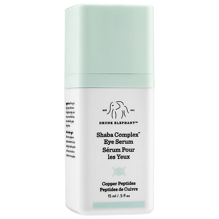 Drunk Elephant   Shaba Complex™ Eye Serum;       $60