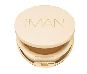 Iman - Oil Blotting Powder