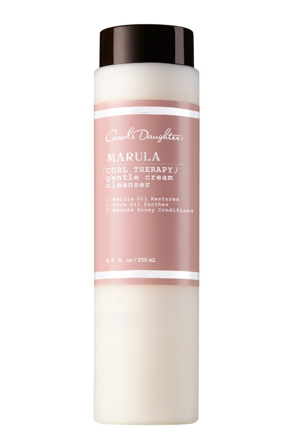 Carol's Daughter   Marula Curl Therapy Gentle Cream Cleanser;   $18