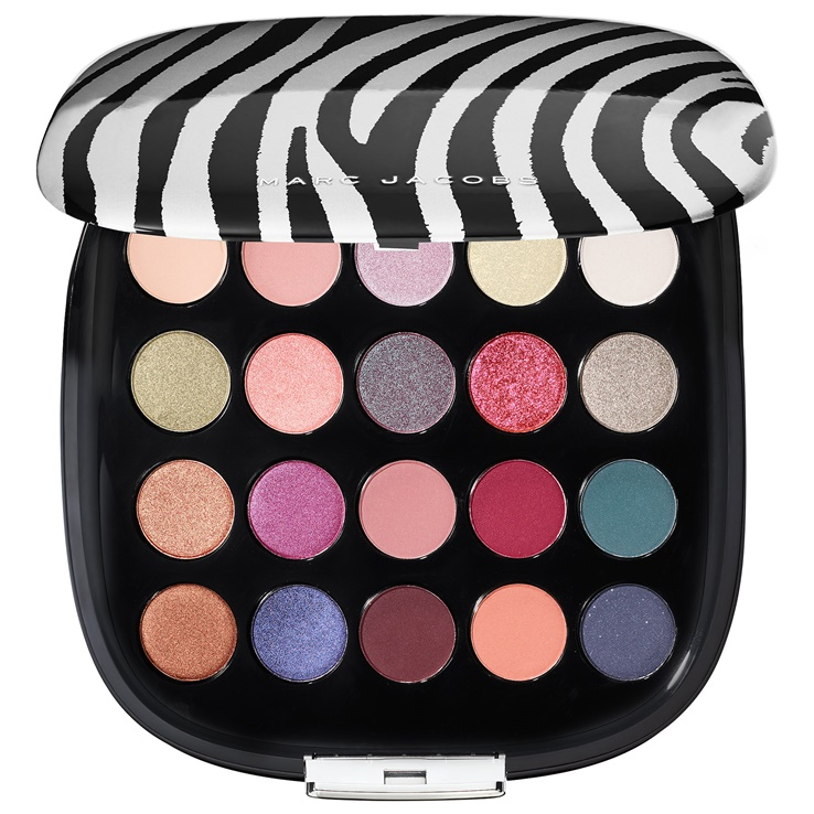 Marc Jacobs Beauty   The Wild One Eye-Conic Eyeshadow Palette;   $99