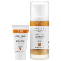 REN   Glow Girl Radiance Set;   $57