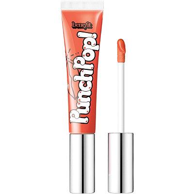 Benefit Cosmetics   Punch Pop! Liquid Lip Color;   $18