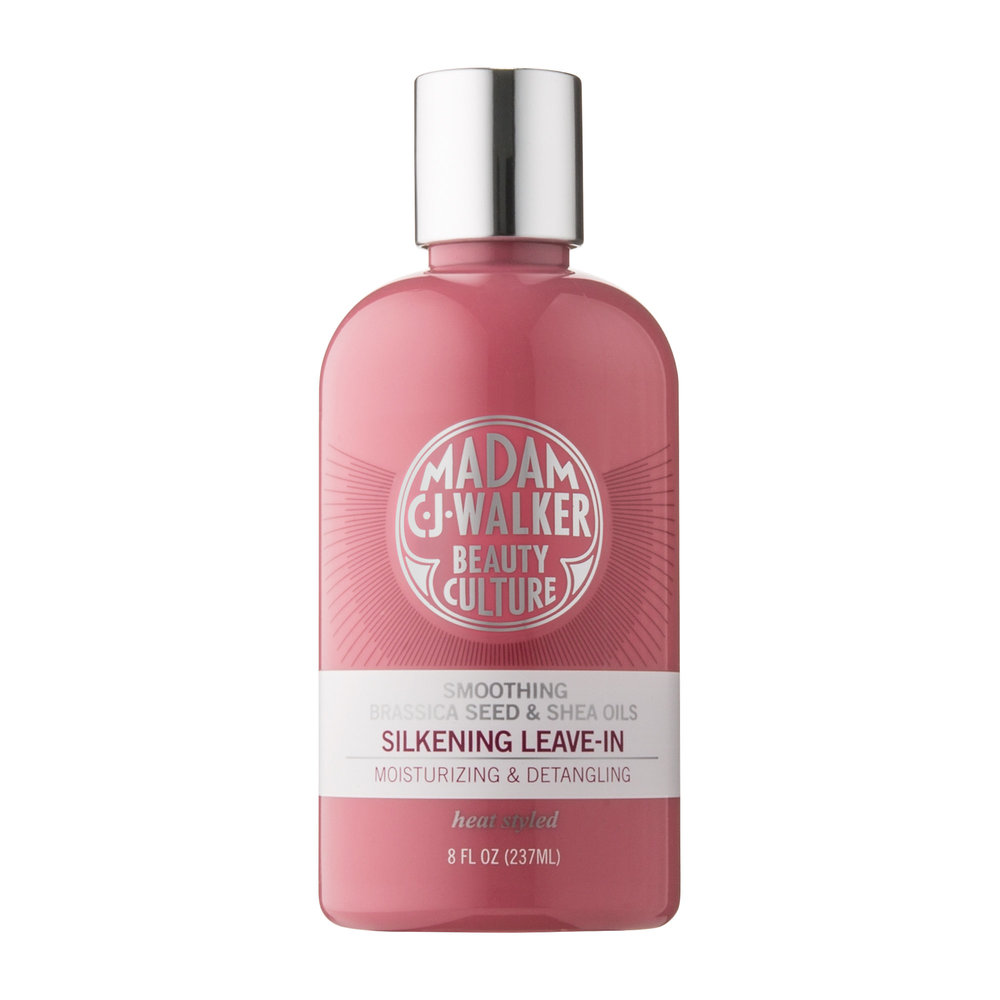 M     adam C.J. Walker Beauty Culture   Brassica Seed & Shea Oils Silkening Leave-In