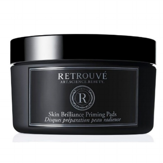 R     etrouce   Skin Brilliance Priming Pads