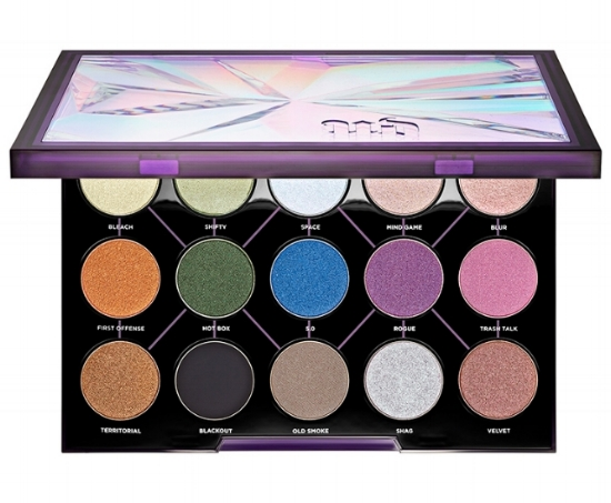 U     rban Decay   Distortion Eyeshadow Palette