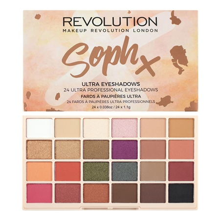 Makeup Revolution    Soph Palette