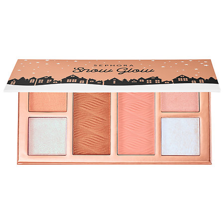 S     ephora Collection   Snow Glow Face Palette