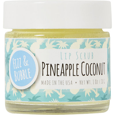 Fizz + Bubble   Pineapple Coconut Lip Scrub