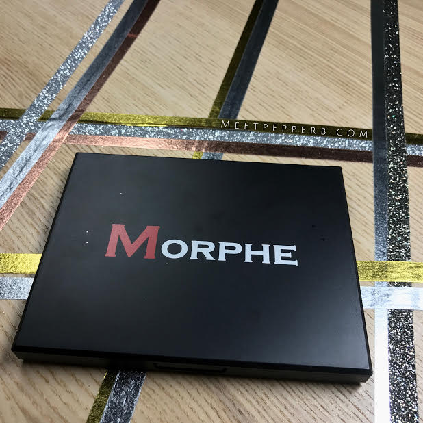 Morphe   12NB Natural Beauty Eyeshadow Palette; $12-15