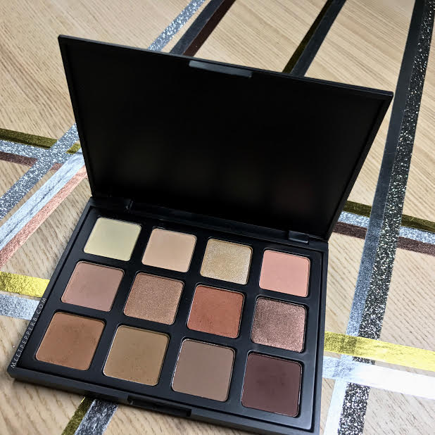 Morphe has about 4 of these 12 pan eye shadow palette   here ⇀
