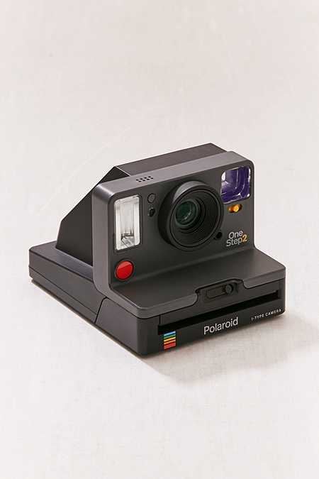Polaroid One Step Camera $100.00  https://www.urbanoutfitters.com/shop/polaroid-originals-onestep-2-camera?category=home-decor-gifts&color=003