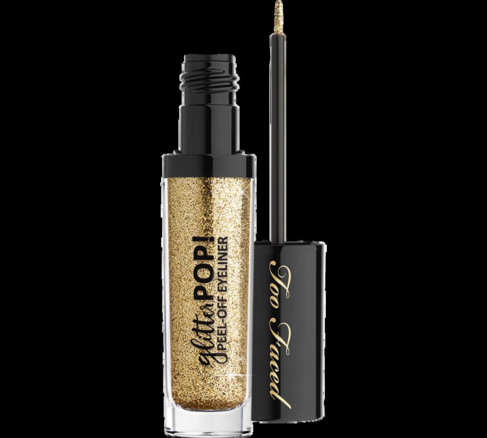 Too Faced   Glitter Pop! Peel Off Eyeliner