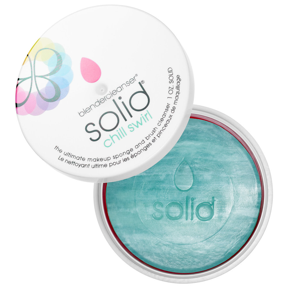 Beauty Blender    Solid Chill Swirl Brush Cleaner