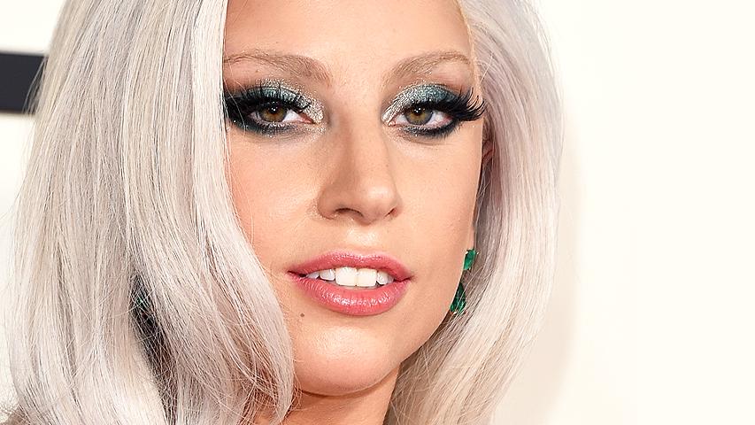 Gaga's 2015 Grammy Look  Source