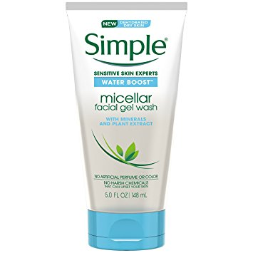 Simple    Micellar Gel Wash