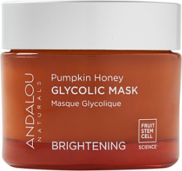 Andalou Naturals   Pumpkin Honey Glycolic Mask
