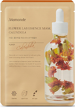 Mamonde   Calendula Flower Lab Essence Sheet Mask